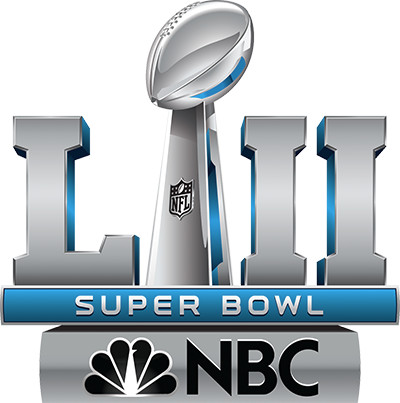 Super Bowl LII Stats Logo